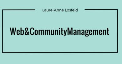 Pourquoi le web&Community Management?
